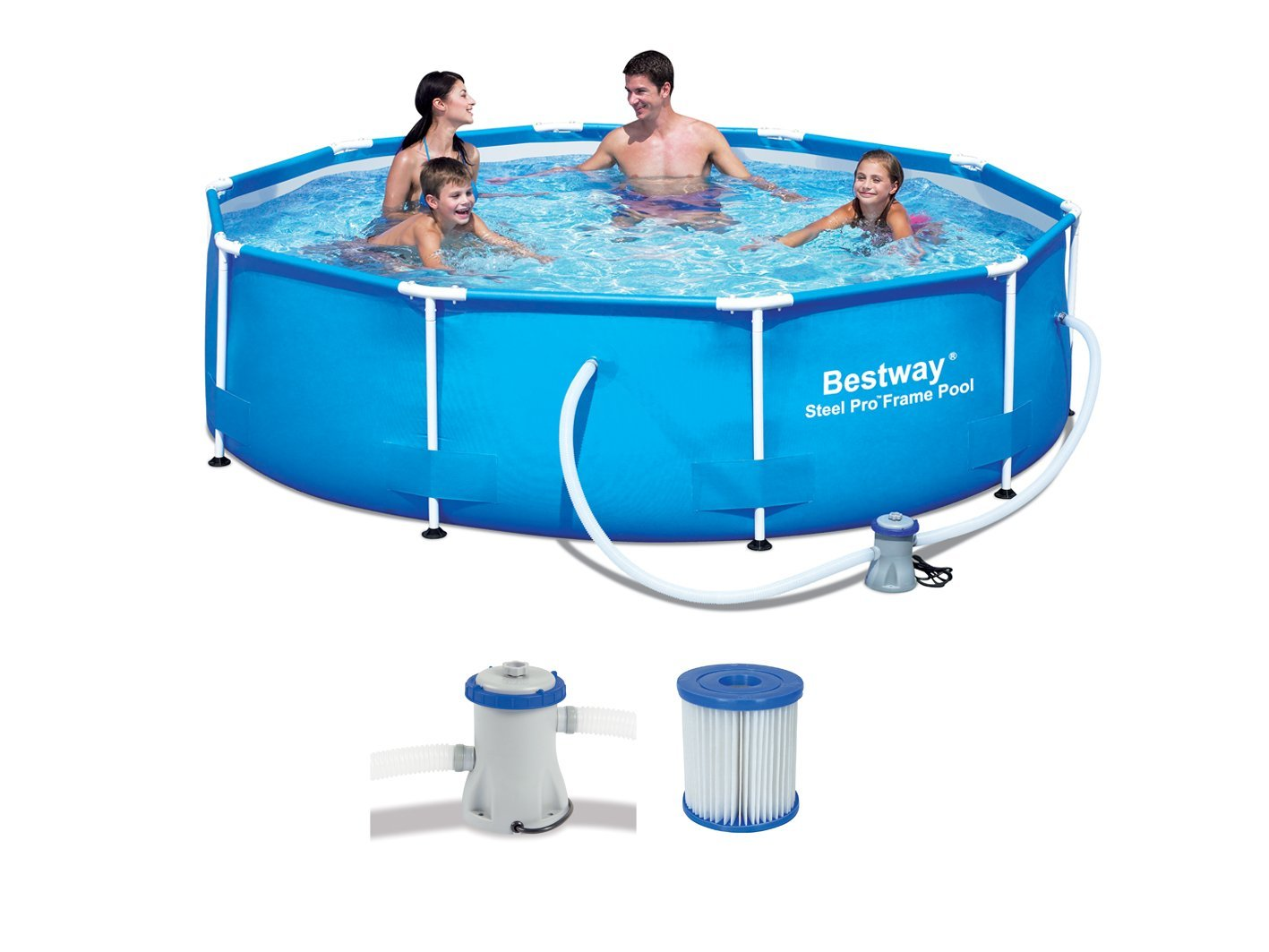 Pool angebot test neu for Aufblasbare pools im angebot