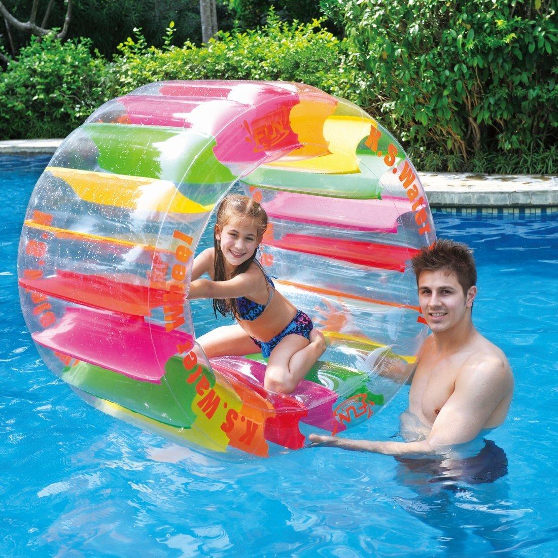 wasserspielzeug pool fun neu. Black Bedroom Furniture Sets. Home Design Ideas