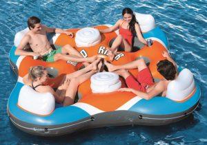 Cooler Z 1 Schwimminsel