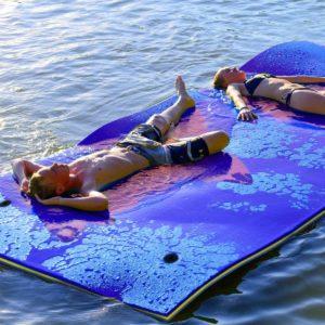 Wassermatte Schwimmflos